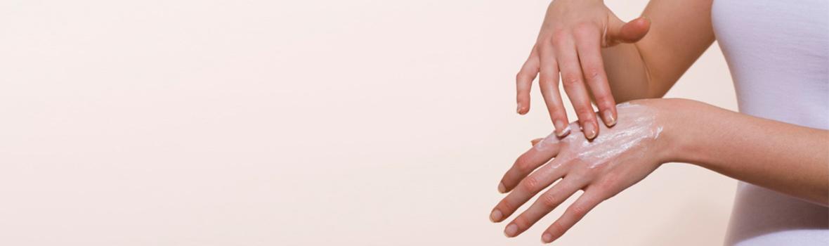 Cuide das suas mãos