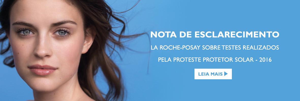 TESTES REALIZADOS PELA PROTESTE PROTETOR SOLAR