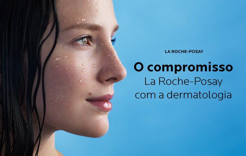 O compromisso La Roche-Posay com a dermatologia