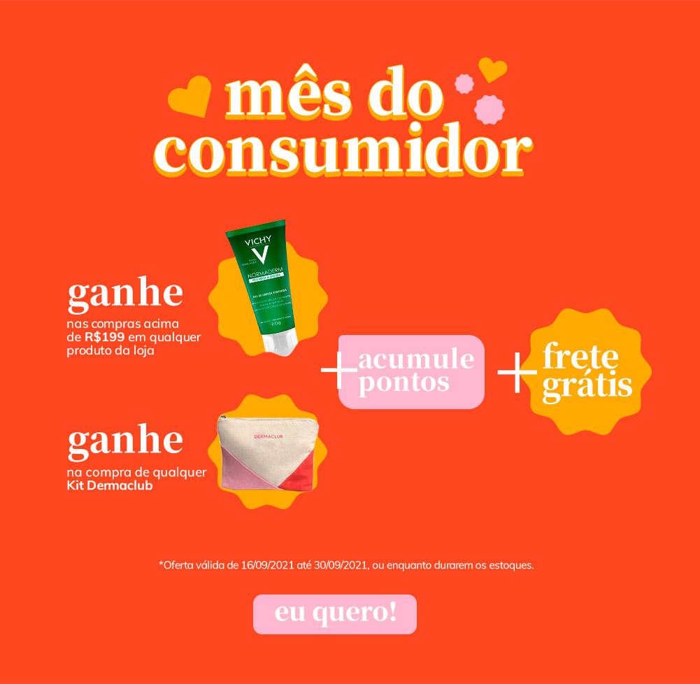 MES DO CONSUMIDOR